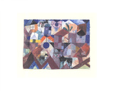 Zoo Collectable Print by Paul Klee