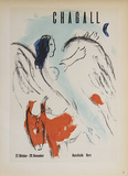 Kunsthalle Bern Collectable Print by Marc Chagall