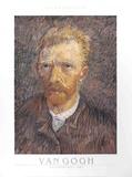 Self-Portrait Samlertryk af Vincent van Gogh