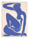 Blue Nude I Collectable Print by Henri Matisse