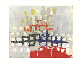 Painting 2 Prints by Nicolas De Stael