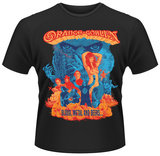 Orange Goblin- Blood Metal And Beers Psychedelic T-Shirt