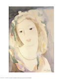 Young Woman Collectable Print by Marie Laurencin