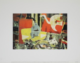 Studio VIII Collectable Print by Georges Braque