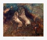 Phaedon Prints by Odilon Redon