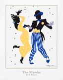 The Mambo Prints by Ty Wilson