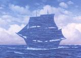 Le Seducteur Poster von Rene Magritte