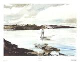 Bermuda Samlertryk af Andrew Wyeth