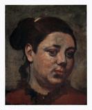 Portrait Prints by Edgar Degas