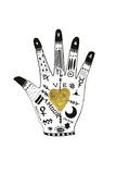 Mexicana - Hand of Life Giclee Print