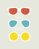 Let the Sun Shine Giclee Print