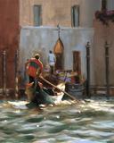 Venetian Journey Giclee Print