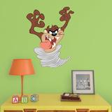 WB Looney Tunes Tazmanian Devil Fathead Jr. Wall Decal