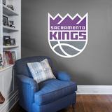 NBA Sacramento Kings 2016-2017 RealBig Logo Wall Decal