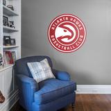 NBA Atlanta Hawks 2015-2016 RealBig Logo Wall Decal
