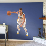 NBA Stephen Curry 2015-2016 White RealBig Wall Decal