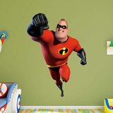 Incredibles Mr. Incredible RealBig Wall Decal