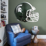 NCAA Michigan State Spartans 2015 RealBig Helmet Wall Decal