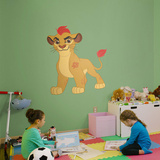 The Lion Guard Kion RealBig Wall Decal