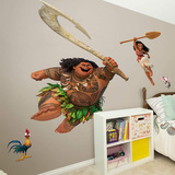 Moana RealBig Collection Wall Decal
