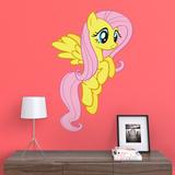 Hasbro My Little Pony Fluttershy Fathead Jr. Wall Decal