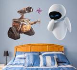 WALL-E and EVE RealBig Wall Decal