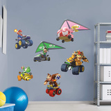 Nintendo Mario Kart 7 RealBig Collection Wall Decal