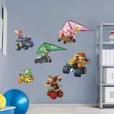 Nintendo Mario Kart 7 RealBig Collection Wall Decal