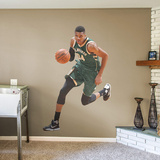 NBA Giannis Antetokounmpo 2015-2016 RealBig Wall Decal