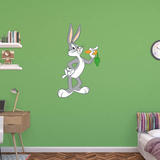 WB Looney Tunes Bugs Bunny RealBig Wall Decal