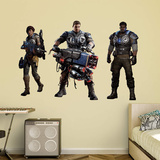 Gears of War4 RealBig Collection Wall Decal