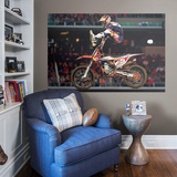 Action Sports Ryan Dungey 2015 MotoX Trick RealBig Mural Wall Mural