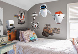 WALL-E Robots RealBig Collection Wall Decal