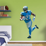 NFL Ameer Abdullah 2015 RealBig Wall Decal