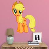 Hasbro My Little Pony Applejack Fathead Jr. Wall Decal