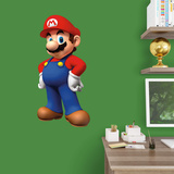 Nintendo Mario Fathead Jr. Wall Decal