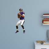 NFL Joe Flacco 2015 Fathead Jr. Wall Decal