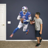 NFL Tyrod Taylor 2015 RealBig Wall Decal
