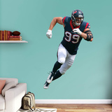NFL J.J. Watt 2015 RealBig Wall Decal