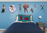 Incredibles RealBig Collection Wall Decal