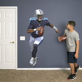 NFL Marcus Mariota 2015 Blue RealBig Wall Decal