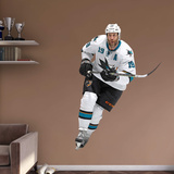 NHL Joe Thornton 2014-15 RealBig Wall Decal
