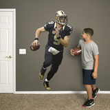 NFL Drew Brees 2015 RealBig Wall Decal
