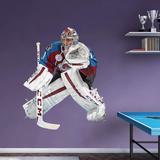 NHL Semyon Varlamov 2015-2016 RealBig Wall Decal