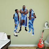 WWE New Day RealBig Collection Wall Decal