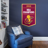 NBA Cleveland Cavaliers 2016 Champions Banner RealBig Wall Decal