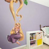 Tangled Tree Branch RealBig Wall Decal