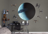 Star Wars Ep7 Starkiller Base Battle RealBig Wall Decal