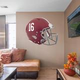 NCAA Alabama Crimson Tide 2016 RealBig Helmet Wall Decal
