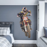 Action Sports Ryan Dungey 2015 MotoX RealBig Wall Decal